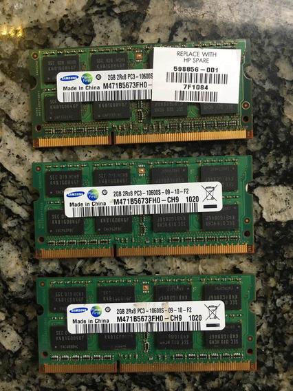 Memoria Samsung 2gb 2rx8 10600s