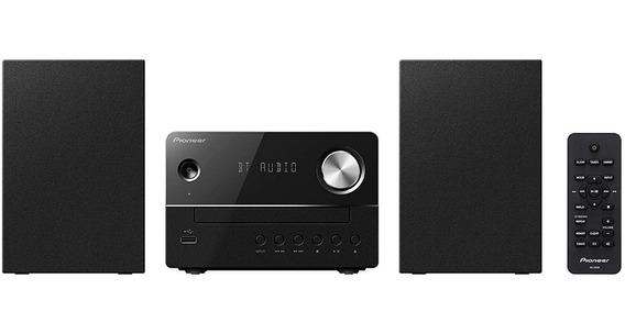 Micro System Pioneer Xem26 10w Cd Radio Am/fm Usb Bluetooth