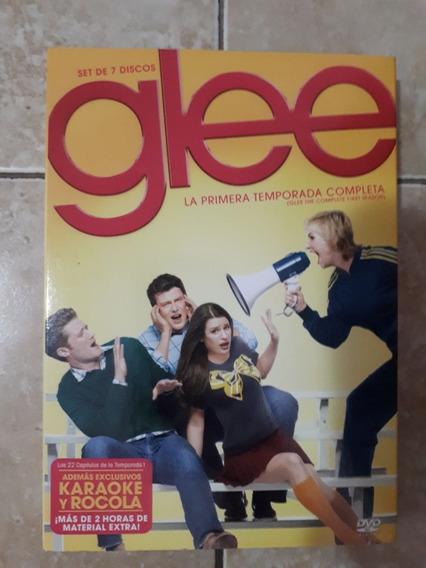 Glee Primera Temporada 1 Uno Dvd