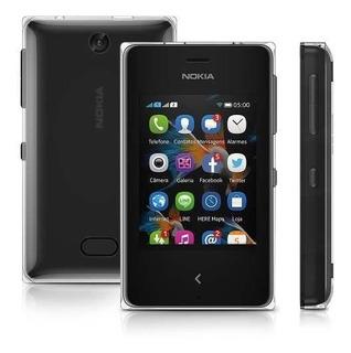 Nokia Asha 503 Dual Chip 5mp Wi-fi 3g Mp3 - Novo