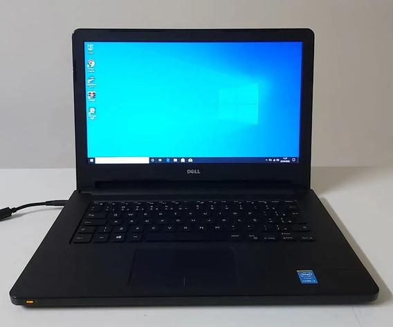 Notebook Dell Vostro 3458 14 Intel Core I3 4gb Hd-320gb