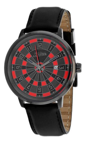 Reloj Pulsera Jean Paul Gaultier Cible 8504803 Para Hombre