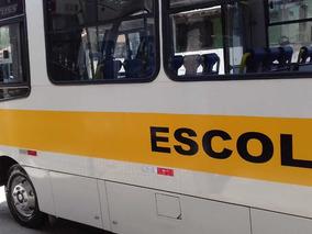Micro Ônibus Busscar Escolar 44 Lugares