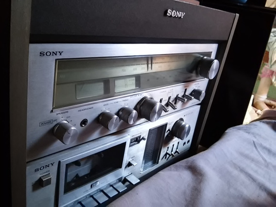 Sony Supersession System Bx 1000 Sem As Caixas.