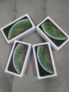 Caixa Vazia - iPhone Xs Max 64 Gb - Space Gray