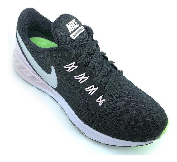 Tênis Nike Air Zoom Structure 22 Treino Corrida Academia
