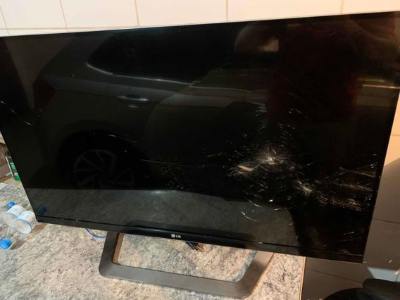 Tv LG 42 42lm7600 Display Quebrado.