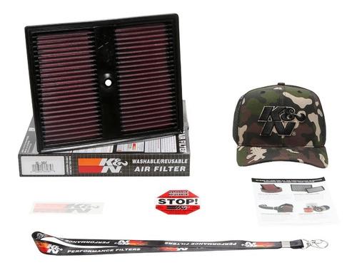 Filtro De Ar Esportivo Kn Inbox T-cross 1.0 Tsi Polo Virtus Up Tsi 33-3037