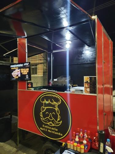 Imagem 1 de 4 de Food Truck
