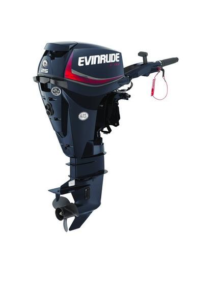 Evinrude E-tec 25 Hp Distribuidor Oficial
