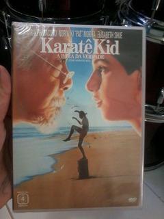 Karate Kid A Hora Da Verdade Dvd Lacrado. Envio Por Cr