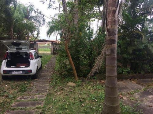 Casa Em Itanhaém 386 M² Lado Praia 6180-e