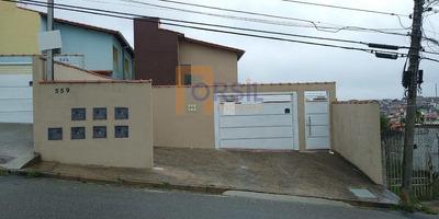 Sobrado De Condomínio Com 2 Dorms, Vila Lavínia, Mogi Das Cruzes - R$ 230.000,00, 75m² - Codigo: 1506 - V1506