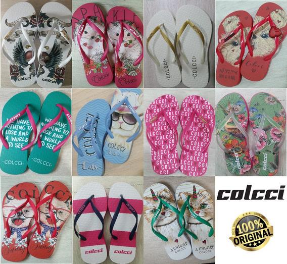 Chinelo Colcci Feminino ( Escolha Modelos ) 100% Original