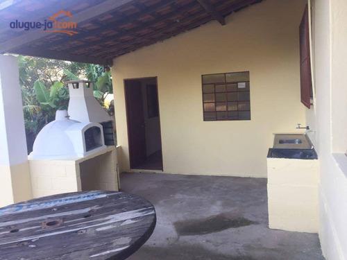 Chácara Com 2 Dormitórios À Venda, 1568 M² Por R$ 350.000 - Putim - São José Dos Campos/sp - Ch0182