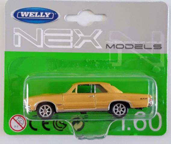 Welly Nex - 1965 Pontiac Gto - Escala 1/60