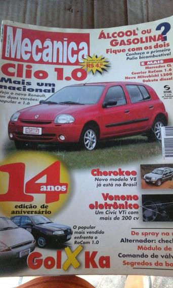 Revista Oficina Mecânica N158 Ano 13