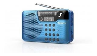 Radio Am/fm/onda Corta/sd/usb/mp3 Lt513uca