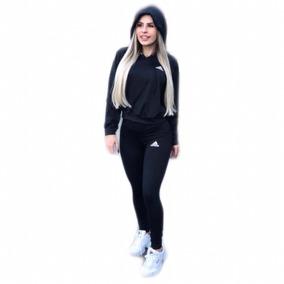 Calça Legging Feminina Fitness Blusa De Frio Casaco Jaqueta