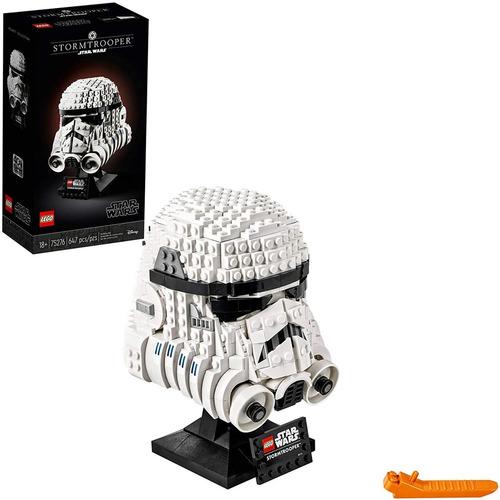 Lego Star Wars Stormtrooper Casco Helmet 75276