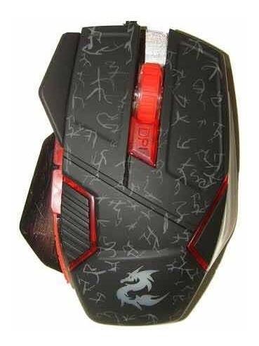Mouse Gamer Kp-v7 Knup Chroma