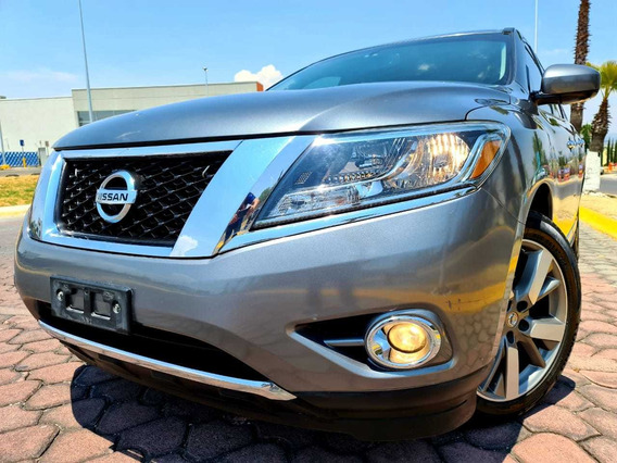 Nissan Pathfinder 2016 3.5 Exclusive 4x4 Cvt