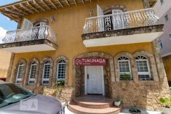 Sobrado Com 4 Dormitórios À Venda Por R$ 3.800.000,00 - Vila Galvão - Guarulhos/sp - So0795