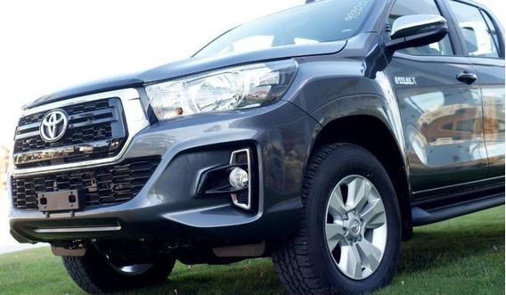 Toyota Hilux Sr 4x4 Diesel Entrega Inmediata!!