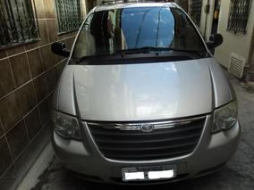 Chrysler Caravan 3.3 Lx V6 182cv Prata 2005/2006
