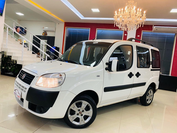 Fiat Doblo 1.4 Attractive Flex 5p 2015