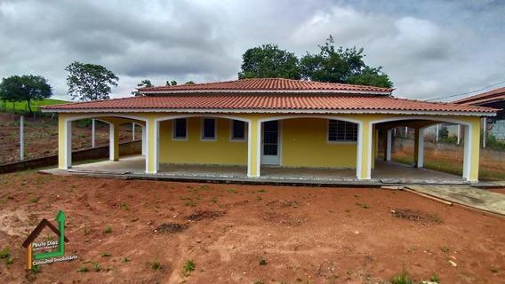 Chácara Muito Bem Localizada, Ideal Para Quem Busca Oportunidade Na Região Do Circuito Das Águas. - Ch0006