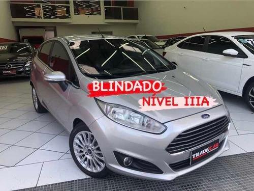 Ford Fiesta 2014 1.6 16v Titanium Flex Powershift 5p