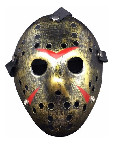 Mascara Jason Halloween