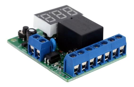 Rele Proteção De Bateria Sobrecarga Ou Descarga 12v 24v Dc