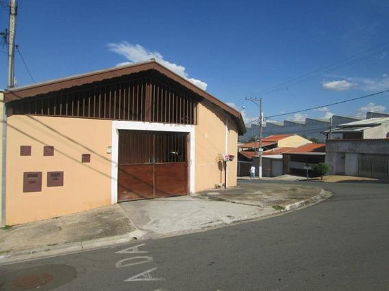 Casa Residencial À Venda, Residencial Nova Bandeirante, Campinas. - Ca0309