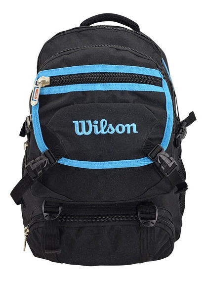 Wilson Mochila Juvenil Con Porta Laptop