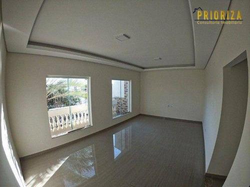 Imagem 1 de 18 de Casa À Venda, 109 M² Por R$ 480.000,00 - Jardim Prestes De Barros - Sorocaba/sp - Ca0475