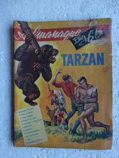 Almanaque Big 66! Tarzan! Ebal 1966! Gigante!