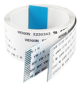 Flat Cable E220709 Awm20798 12 Vias
