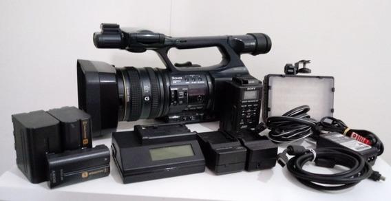 Filmadora Profissional Hrv-fx1000 Sony