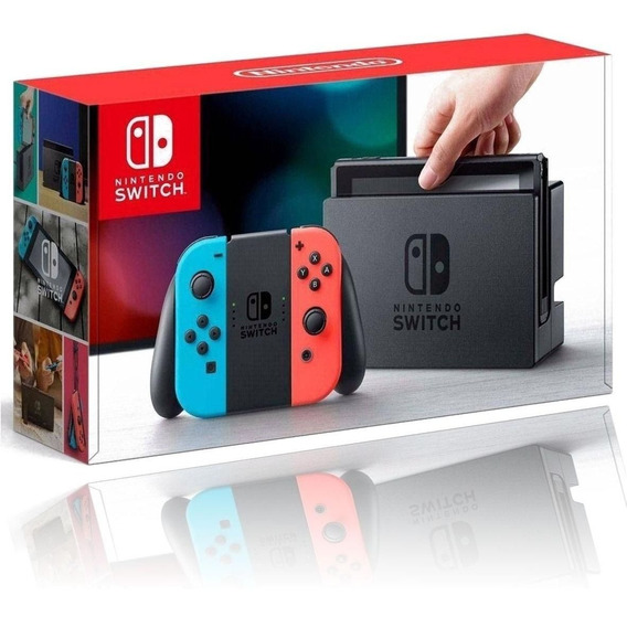 Nintendo Switch Neon 32gb
