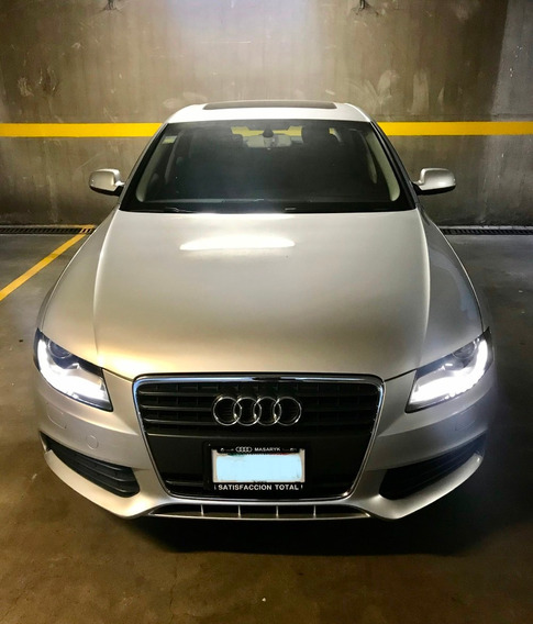 Audi A4 Corporativa Motor 1.8 Turbo 160hp Trans. Multitronic