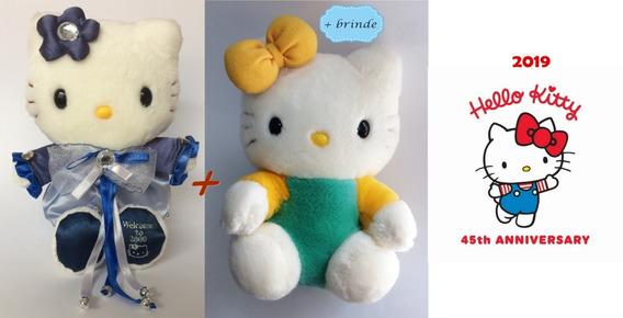 Hello Kitty E Mimi De Pelúcia, Importadas, Usadas