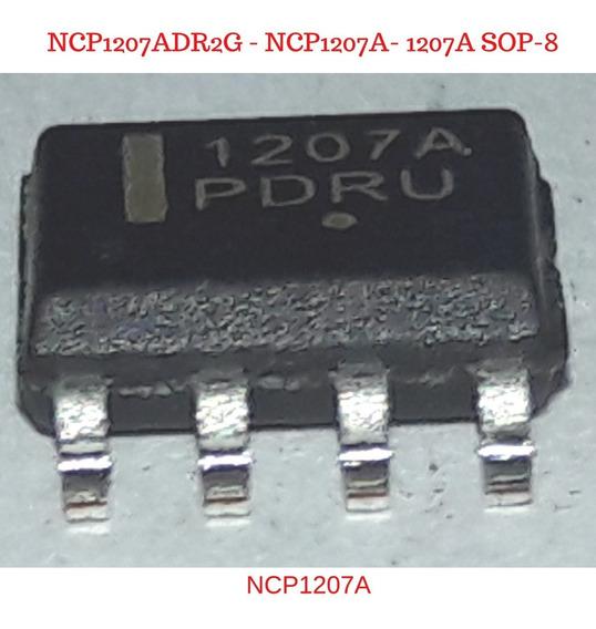 1207a Ci Smd Ncp1207adr2g Ci Ncp1207a Sop-8 Entrega 5-und