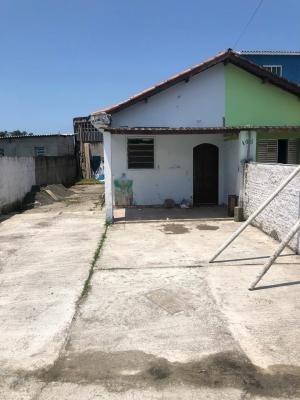 Casa Lado Praia, Com Escritura, Praia De Itanhaém.