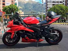 Kawasaki Zx6r Roja