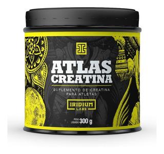 Atlas Creatina 300g - Iridium