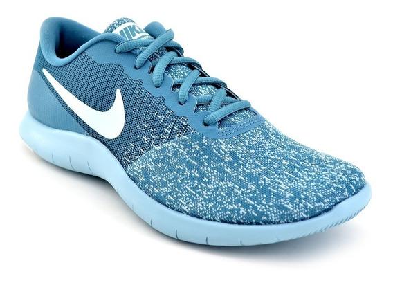 Zapatillas Nike Flex Contact Para Mujer - Color Azul