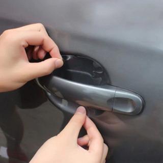 Protector De Rayones En Pintura Para Autos. Manija. Adhesivo