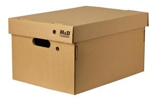 Caja M&d 42 33 27 Tapa Americana (vicente Lopez/san Isidro)